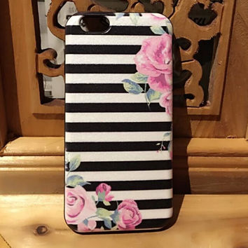 Retro Rose Case Cover for iphone 6 6s Plus Gift 216