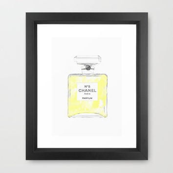 Chanel  Framed Art Print by Rui Faria