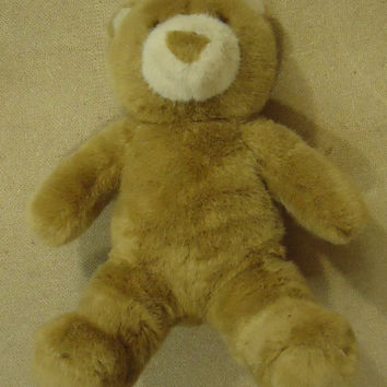 Build-A-Bear Teddy Bear Stuffed Animal 013-31b * Fabric * -- Used