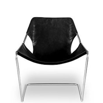 Paulistano Leather Chair