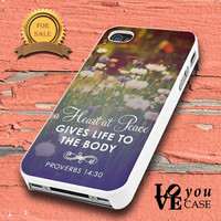 Christian, Quote, God, Jesus, Bible, Love, Faith, Hope   for iphone, ipod, samsung galaxy, HTC and Nexus PHONE CASE