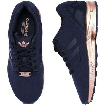 ONETOW ADIDAS ZX Flux Women Running Sport Casual Shoes Sneakers