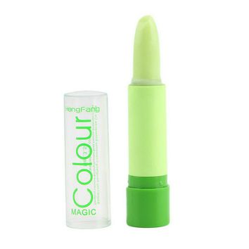1Pc Magic Colour Temperature Change Color Lipstick Moisturizing waterproof anti-aging protection Lip Balm New Fashion