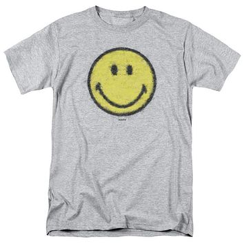 Mens Smiley World/Paper Jam T Shirt