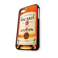 Bacardi Gold Rum and Ginger iPhone 4/4S Case