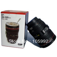 Coffee camera lens mug cup Caniam logo  1pcs CPA