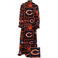 Chicago Bears Snuggie - 100% Authentic NFL Snuggie