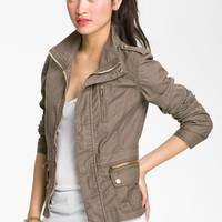 Angel Kiss Field Jacket (Juniors) | Nordstrom
