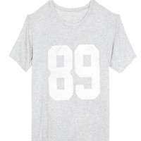 89 Tunic - Light Grey