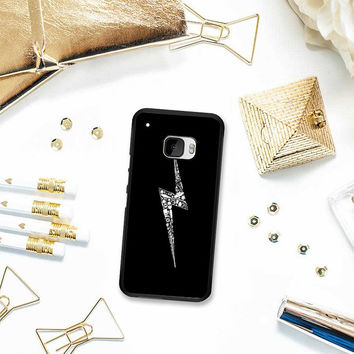 Harry Potter Scar Logo HTC One M10 Case Planetscase.com