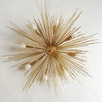 Large Astra Sconce by Anthropologie
