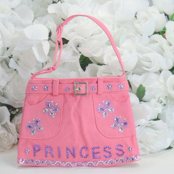 Princess Accessories - Bags And Purses - Girls Birthday - Princess Accessories - Flower Girl Gifts - Best Friend Gifts - Friends Gifts