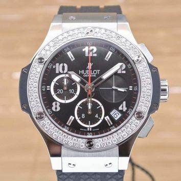Hublot Big Bang Diamond 341.SX.130.RX.114 - Unworn with Box and Papers