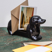 Dachshund, Sealed, Delivered Letter Organizer