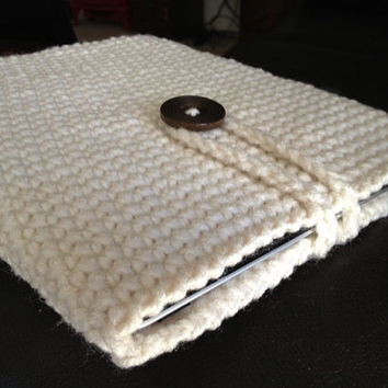 iPad Case - iPad Cover - iPad Sleeve - Crochet iPad Case - Tablet Case - Tablet Cover