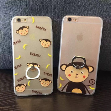 Hot Sale Stylish Hot Deal Cute Iphone 6/6s On Sale Rack Silicone Phone Case [4915519300]
