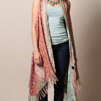 Jaipur Wrap - Blush