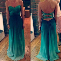 Backless Long Prom Dress Homecoming Dress Formal Evening Dress Party Dress Sexy Homecoming dresses