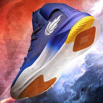 Sufei New arrival Men Basketball Shoes Women Breathable High Top Air Outdoor Cushion Sneakers Athletic Shoes