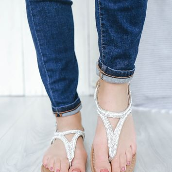 Make A Statement Sandals
