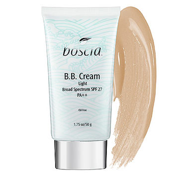B.B. Cream Light Broad Spectrum SPF 27 PA++ - boscia | Sephora