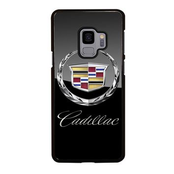 CADILLAC ICON Samsung Galaxy S4 S5 S6 S7 S8 S9 Edge Plus Note 3 4 5 8 Case Cover