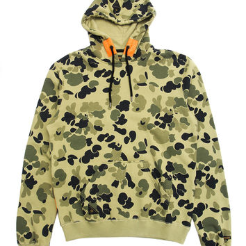 10 Deep - Red Tail Hoodie (Olive Pacific)