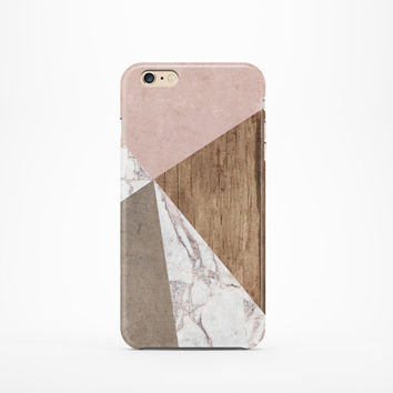 Marble iPhone 6 case iPhone 5 case iPhone 5s Geometric iPhone 4 case iPhone 4s Marble iPhone case Geometric iPhone 6 Plus case pastel iphone