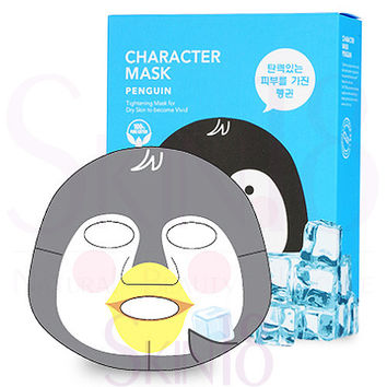 CLIV Character Mask (Penguin) Tightening Mask