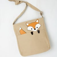 Boho Got One Friend in My Pocket Bag in Fox by ModCloth