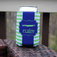 Personalized Can Sleeve - Gator