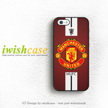 Manchester United iPhone 5 5S 5C Case Cover