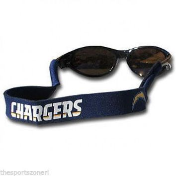 San Diego Chargers Croakies Strap for Sunglasses