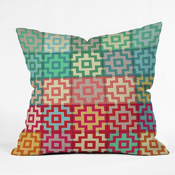 Sharon Turner Marrakech Throw Pillow