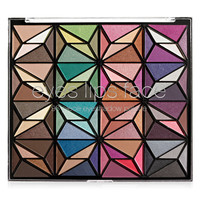 96-Piece Geometric Eyeshadow Palette