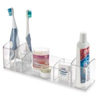 InterDesign® Rain Medicine Cabinet Multi-Level Organizer