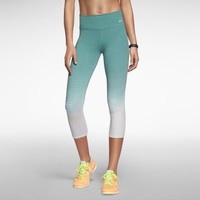 Nike Legend 2.0 Tight Fit Women's Training Capris - Light Base Grey