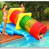 Water Park Slide for Swimming Pool & Beach:Amazon:Home Improvement