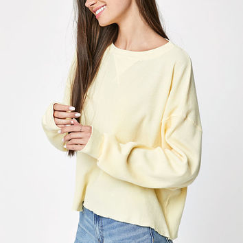 John Galt Laila Thermal Top at PacSun.com