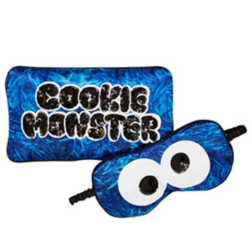 Cookie Monster Eye Mask