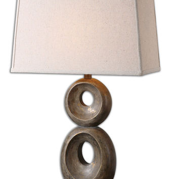 Uttermost Osseo Aged Table Lamp - 26562