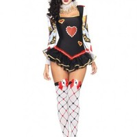 Black 3 PC Queens Guard Costume @ Amiclubwear costume Online Store,sexy costume,women's costume,christmas costumes,adult christmas costumes,santa claus costumes,fancy dress costumes,halloween costumes,halloween costume ideas,pirate costume,dance costume,