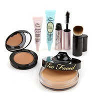 Too Faced Air Buffed BB Creme & Beauty Blogger Darlings Deluxe Samples Set at HSN.com