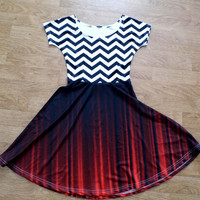 Twin Peaks black lodge dress