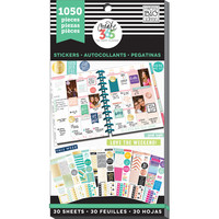 Create 365™ The Happy Planner™ Value Pack Stickers, This Colorful Life