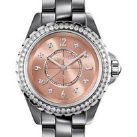 Chanel J12 Ladies Diamond Watch H2563