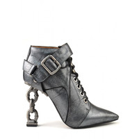 LYNKED-TIE - Jeffrey Campbell Shoes - Designer Women's Shoes