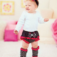 Coordinating Baby Fashion Accessories