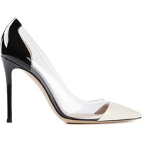 Gianvito Rossi 'plexi' Pumps - Biondini Paris - Farfetch.com