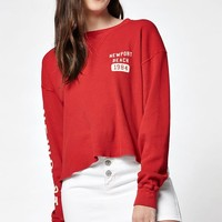 John Galt Newport Beach Long Sleeve T-Shirt at PacSun.com